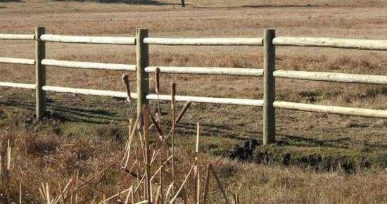 three-rail-wooden-fence